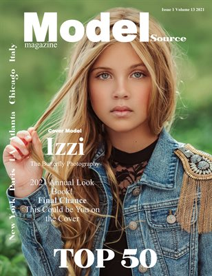 Model Source Magazine Issue 1 Volume 13 2021 January Top 50
