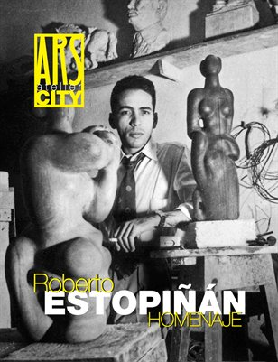Ars Atelier City - Issue 2 - Roberto Estopiñán | Homenaje