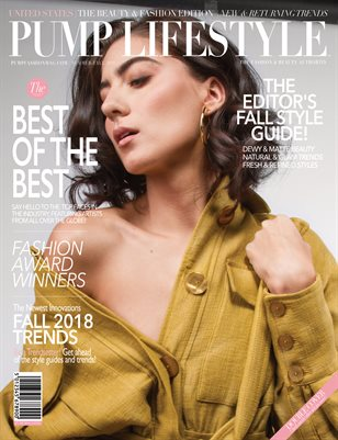 PUMP Lifestyle - The Beauty & Fashion Edition | October 2018 | Vol.2