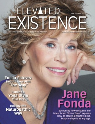 September 2011 Issue With Jane Fonda