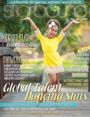 Starbound Magazine - Spring/Summer Issue 2014