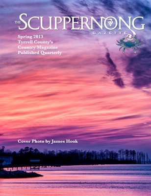 Scuppernong Gazette Spring 2013