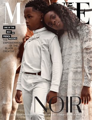 MALVIE Magazine - Noir Special Edition Vol. 02 JULY 2020