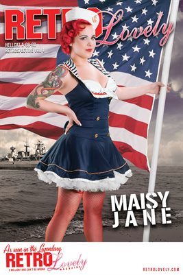 Maisy Jane Cover Poster