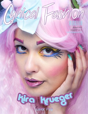 Cynical Fashion Mag Issue #27 Vol.3