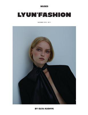 LYUN ISSUE No.11 (VOL No.2) C1