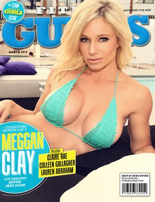Meggan Clay - Fitness Gurls - March 2014