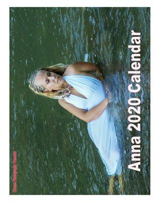 2020 Anna Calendar