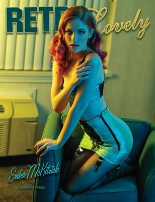 Retro Lovely No.68 – Erika McKitrick Cover