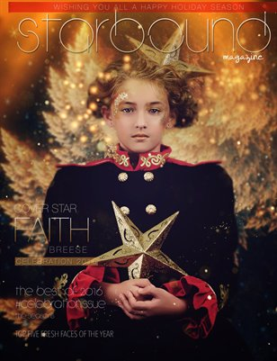 Starbound Magazine - Celebration Issue 2016 - Cover 2