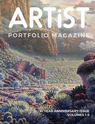 Artist Portfolio Magazine 10 Year Anniversary