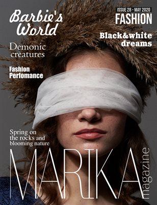 MARIKA MAGAZINE FASHION (May - issue 28)