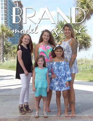 Brand Model Magazine - Issue # 21