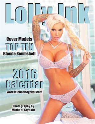 Lolly Ink 2016 Calendar
