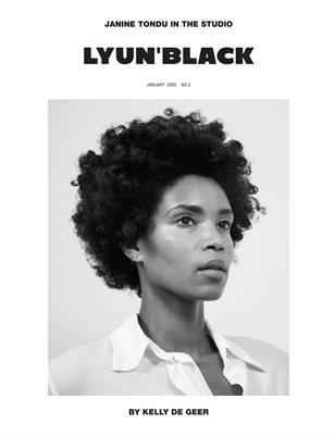 LYUN Black No.2 (VOL No.1) C2