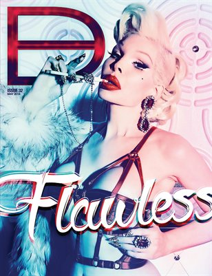 Dark Beauty Magazine ISSUE 32 - Flawless