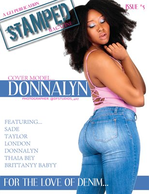 GEI DMV presents STAMPED Magazine Issue #5
