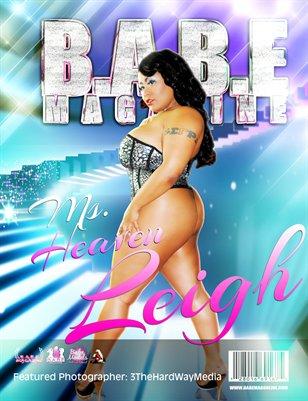 Heaven leigh Mini Mag