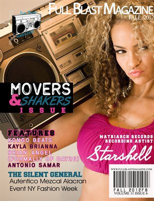 Movers & Shakers Issue