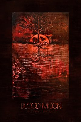 """Blood Moon"" Fine Art Poster"