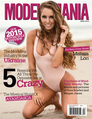 MODELSMANIA APRIL 2015 Melissa Lori