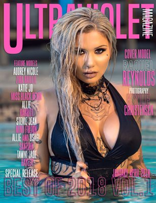 ULTRAVIOLET Magazine: Best of 2018 Vol.1