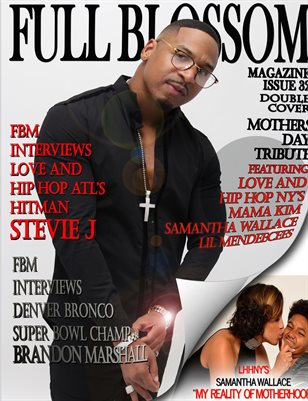FBM Issue 32 Stevie J Cover