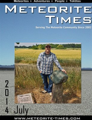 Meteorite Times Magazine - July 2014 Issue