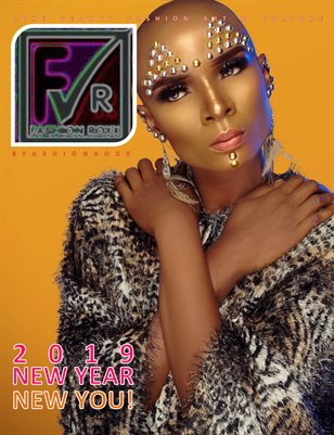 Fashion Roxx Magazine New Year New You Issue