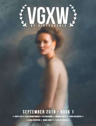 VGXW Magazine September 2019 (Cover 2)