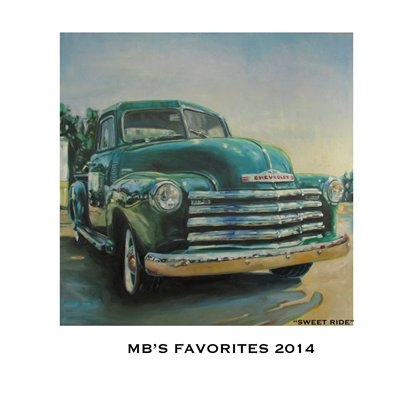 MB'S FAVORITES 2014