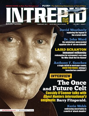 Intrepid Magazine - February 2012 - Volume I / Issue 7