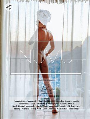 Nuvu Magazine Nude Book 61 Featuring Maddie Neville