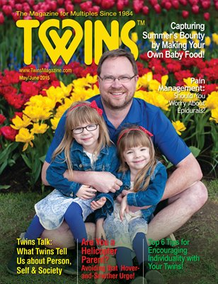 TWINS Magazine May-June 2015