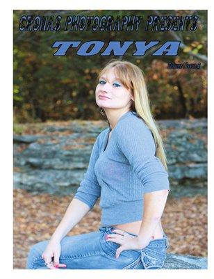Cronas Photography Presents Tonya Issue 2