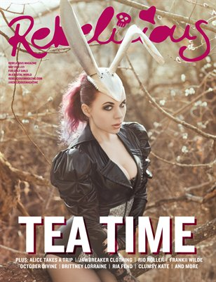 Rebelicious Issue #21