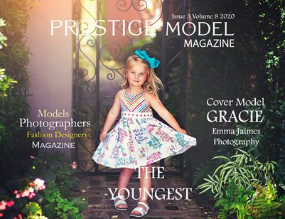 Prestige Models Magazine_The Youngest
