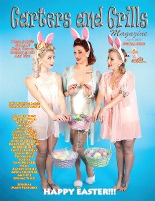 Happy Easter Love Stella, Gabbey and Ada