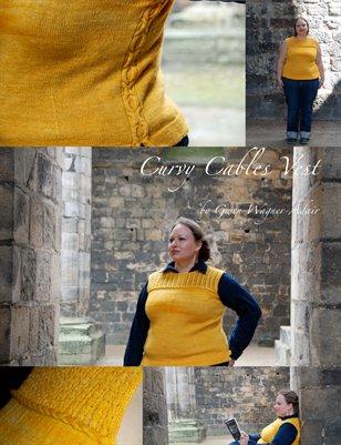 Curvy Cables Vest