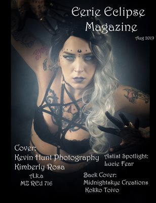 Eerie Eclipse Magazine Aug 2019 Issue