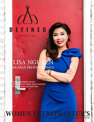 DEFINED MAGAZINE - TWENTY FIFTH EDITION
