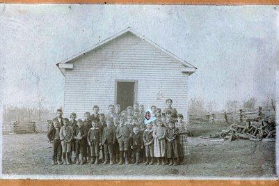 Unknown School, Princeton, Caldwell County, Kentucky