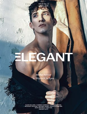 Elegant Men #1 (April 2015)