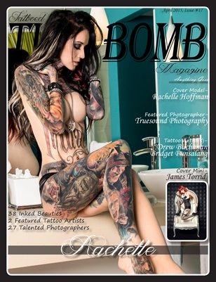 Tattooed Time Bomb Magazine Issue #17