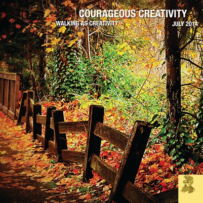 Courageous Creativity July 2014