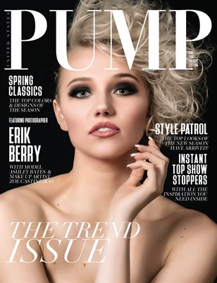 PUMP Magazine - The Trend Issue - Vol. 1