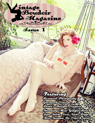 Vintage Boudoir Magazine - Issue 1