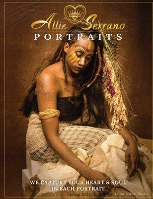 Allie Serrano Portraits Magazine 2021 Spring