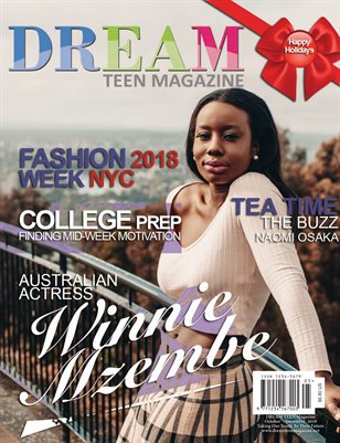 Dream Teen Magazine Winter 2018