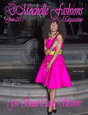 DMochelle Fashions Magazine June 2015